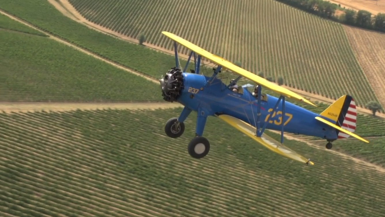 The Stearman Play