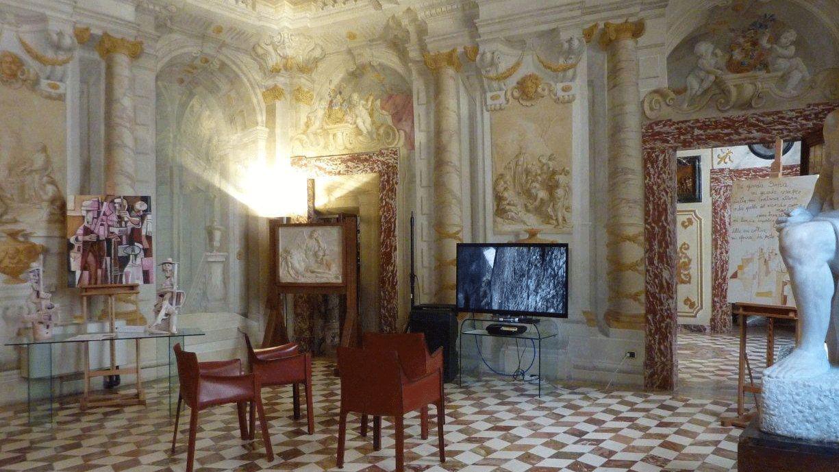 La collezione d'arte di Palazzo Sansedoni